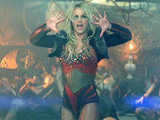Britney Spears in the video for 'Till The World Ends'