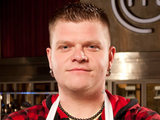 James Perry from MasterChef