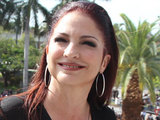 Gloria Estefan at the X Factor Miami Auditions
