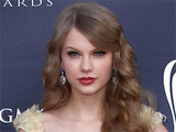 Taylor Swift attending the 2011 Academy of Country Music Awards held in Las Vegas