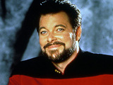 William Riker (Jonathan Frakes) from 'Star Trek: The Next Generation'