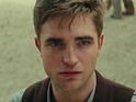 Robert Pattinson says that he enjoys sharing the screen with children and animals.