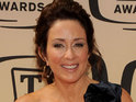Patricia Heaton says that she relies on God to help guide her showbiz career.