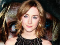 Saoirse Ronan reveals that she won't have a role in the upcoming Hobbit movies.