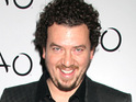 30 Minutes or Less star Danny McBride confesses that he gets nervous before filming kissing scenes.
