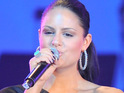 "American Idol's Pia Toscano says that she is ""thrilled"" to have signed a record deal."