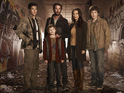 Noah Wyle admits that he felt like an excited child on the set of Falling Skies.