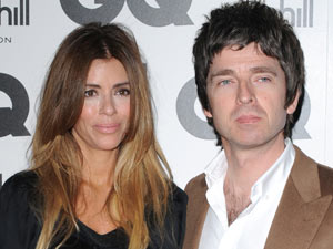 Noel Gallagher & Sara Macdonald