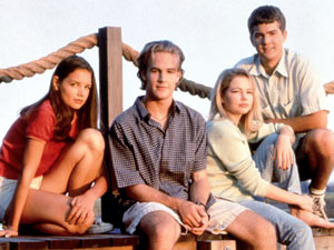 The cast of Dawson&#39;s Creek
