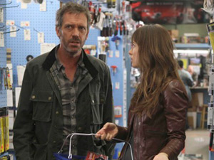 House S07E18 'The Dig': House and Thirteen