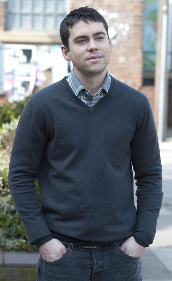 Corrie - Todd Grimshaw (Bruno Langley)