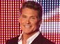 Britain's Got Talent judge David Hasselhoff reveals that he voted comics through despite not understanding them.
