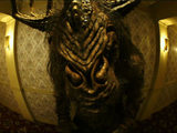 Minotaur in Doctor Who