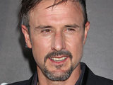 David Arquette, returning as Dewey Riley, is reunited on-screen with Courteney Cox in 'Scream 4'.