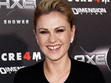 ... As does 'True Blood' star Anna Paquin.