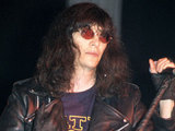 Joey Ramone, vocalist of 'The Ramones'