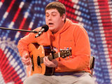 Britain&#39;s Got Talent auditions: Michael Collings