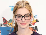 Anne Hathaway attending the Los Angeles premiere of 'Rio'