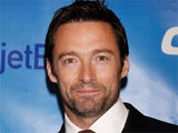 Hugh Jackman attending the opening night of the New York City broadway production 'Catch Me If You Can'