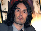 Russell Brand conducts a press conference for his movie &#39;Arthur&#39; in Sydney, Australia