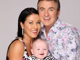 The Moon Family: Kat, Alfie and Tommy