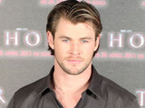 Chris Hemsworth at a photocall for the movie &#39;Thor&#39; in Munich