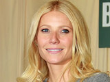 Gwyneth Paltrow signs copies of her new cookbook at Barnes & Noble, NYC