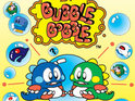 DS reminisces over Taito's timeless co-op platformer Bubble Bobble.