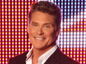 David Hasselhoff says he has trouble understanding his Welsh girlfriend.