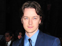 James McAvoy says that he worries about the future of British film as the industry is 'dumbing down' projects.