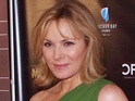 Kim Cattrall is recognized with the 'Golden Gate' prize at a GLAAD media awards ceremony.