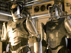 Doctor Who S06E07 - Rory and the Cybermen