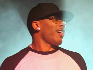 Nelly performing at Sydney's Star City casino, Australia