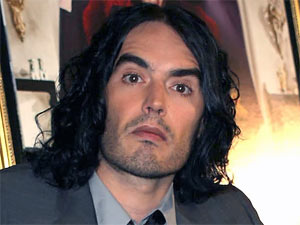 Russell Brand conducts a press conference for his movie 'Arthur' in Sydney, Australia
