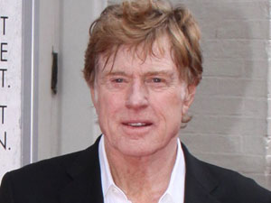 Robert Redford at the world premiere of 'The Conspirator' in Washington DC