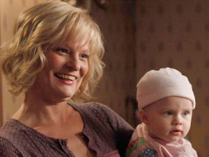 Martha Plimpton as Virginia in 'Raising Hope'