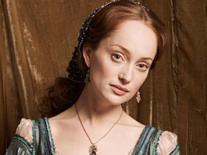 Guilia Farnese (Lotte Verbeek) from 'The Borgias'