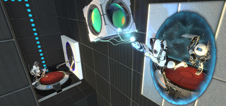 Gaming Review: Portal 2