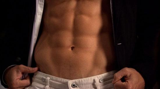 Trevor's stomach