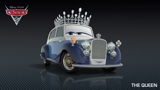 Cars 2: Brits