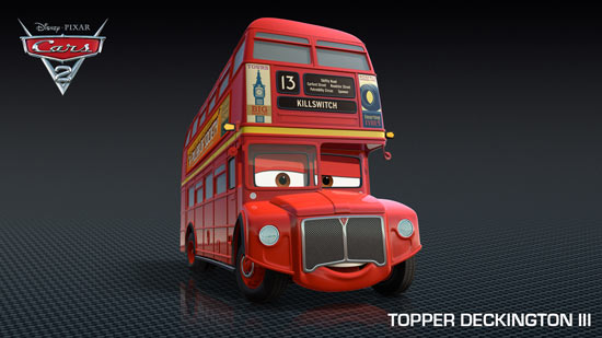 Topper Deckington III
