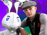 Jason Bradbury from &#39;Don&#39;t Scare The Hare&#39;