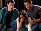 Glee S02E18 - Finn, Will and Rachel