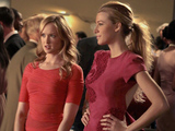 Gossip Girl S04E19 'Pretty In Pink': Charlie and Serena