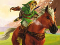 An issue where 3DS systems go offline during Zelda: Ocarina of Time 3D is by design, says Nintendo.