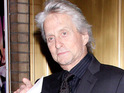 Michael Douglas's ex-wife loses her legal bid to receive a portion of the actor's Wall Street 2 fee.