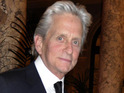 "Michael Douglas says that he feels ""pretty good"" after recovering from throat cancer."