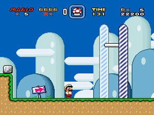 Retro Corner: Super Mario World