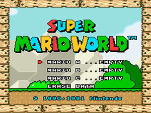 Retro Corner: Super Mario World