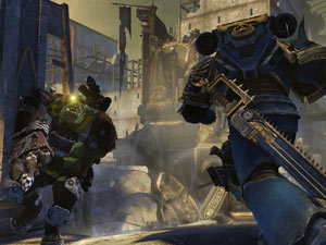Gaming Preview: Warhammer 40,000: Space Marine